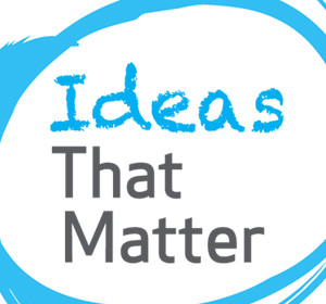 <span>Ideas That Matter<em>A story about changing the status quo</em></span><i>→</i>